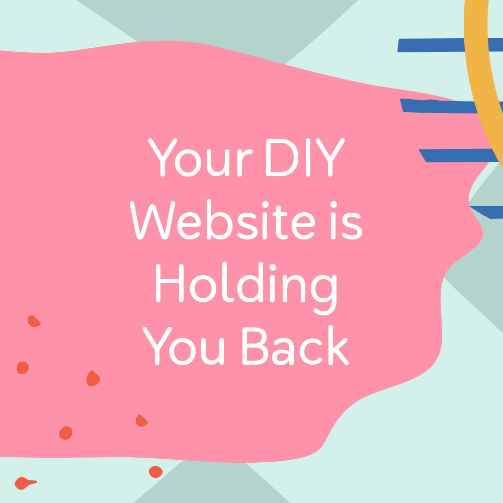 Your DIY Website is Holding You Back by LaunchParty.live