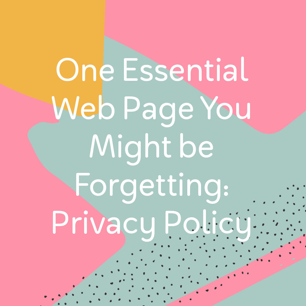 one-essential-page-privacy-policy-launch-party