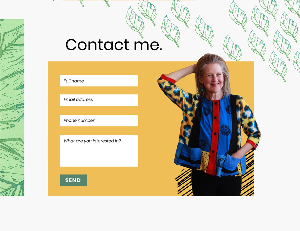 meg-staley-handmade-website-shelley-easter-contact-section