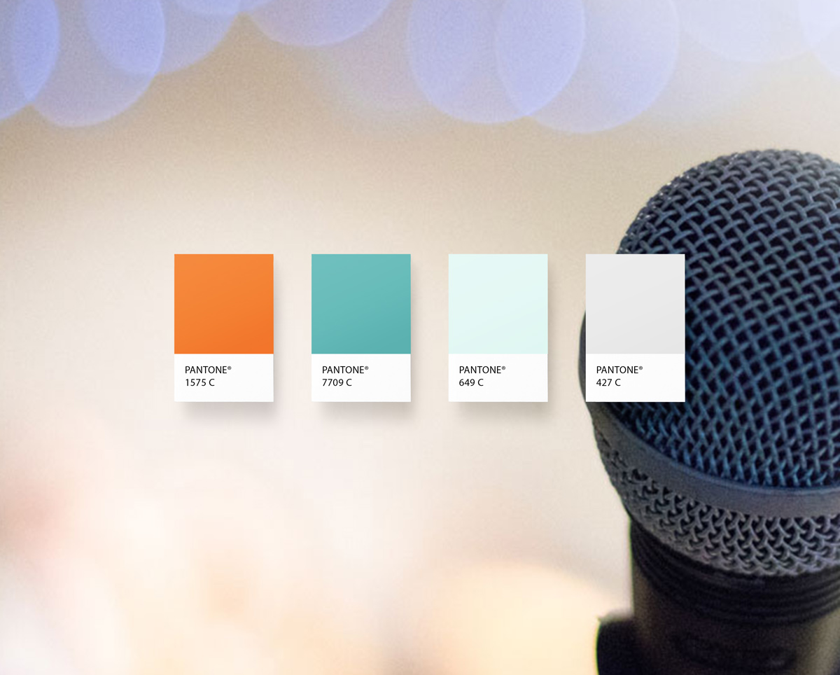 michelle burdo brand and web design by shelley easter color palette